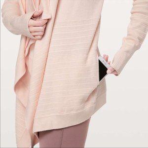 lululemon athletica Sweaters - Lululemon Find Your Calm Wrap Sweater Cardigan 6
